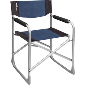 Brunner Captain Silla de director, black/blue